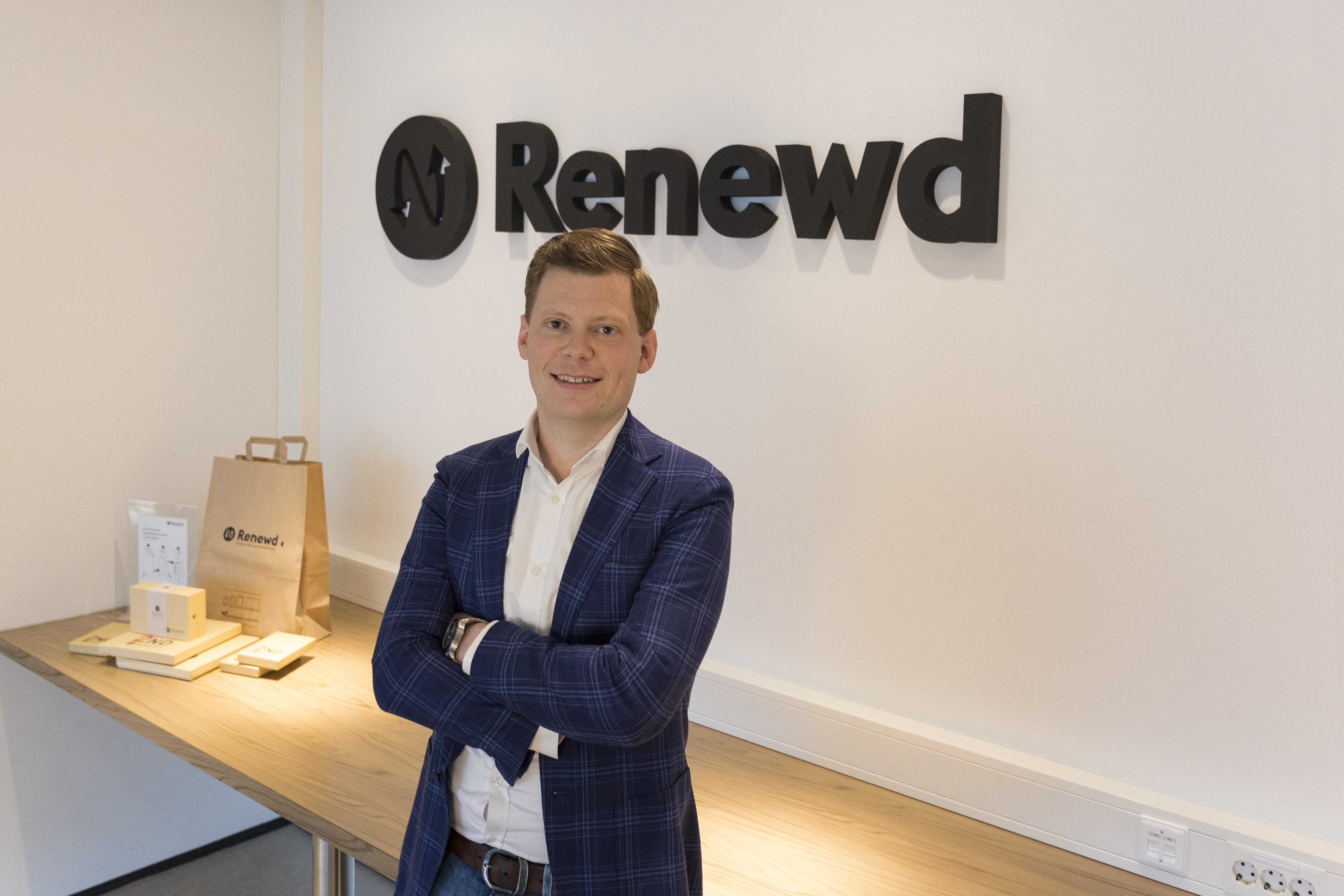 Interview: Bram Wingens over Renewd en de refurbished markt